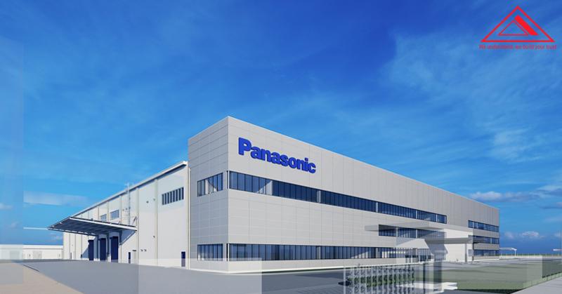 sơn sàn Epoxy tại Panasonic Việt Nam
