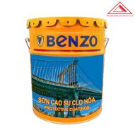 Sơn phủ epoxy benzo cao su Clo hóa CSN01