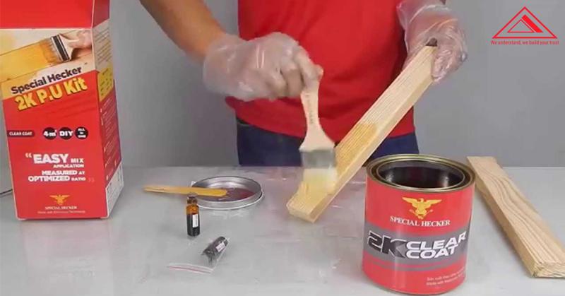 sơn pu tiến bộ epoxy
