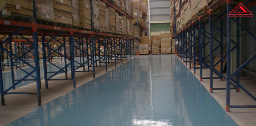 thi công sơn sàn epoxy giá rẻ