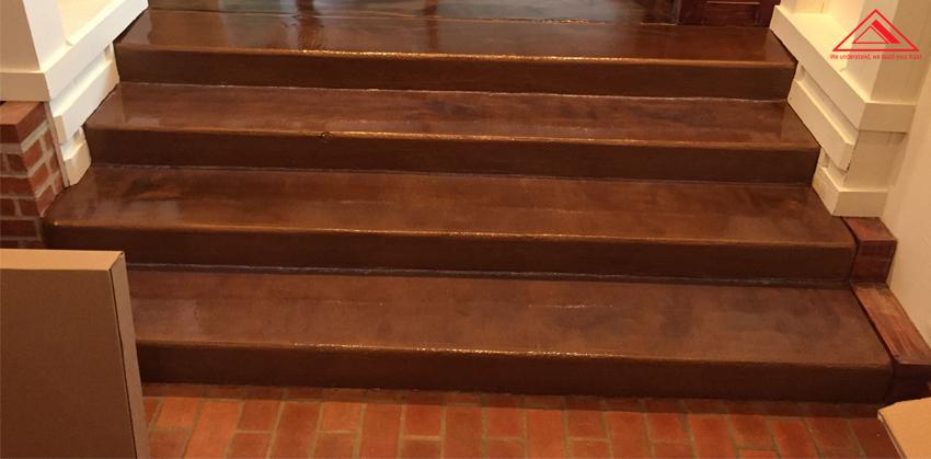 sơn epoxy cầu thang là gì